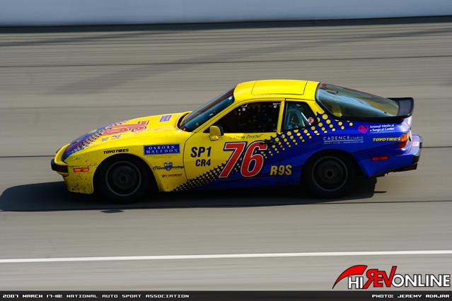 Cal Speedway Mar. 2007